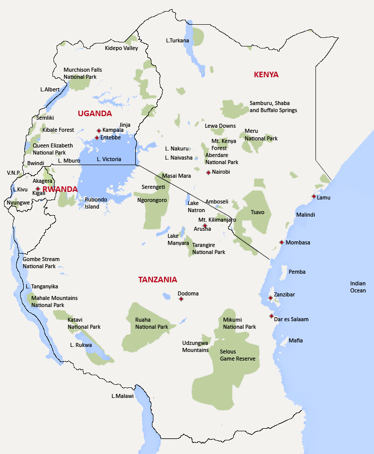 Finalised Map