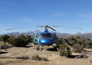 Helicopters & Scenic flights