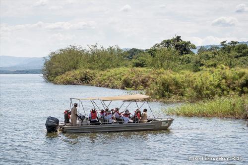 Lake Ihema Boat