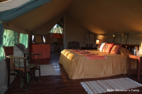 Main Governors Camp